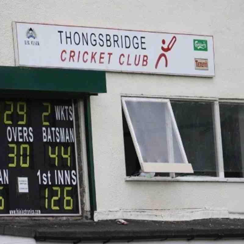 2nd XI vs Almondbury - 22nd June 2013