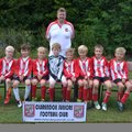 UNDER 9's beat Shooters 3 - 5