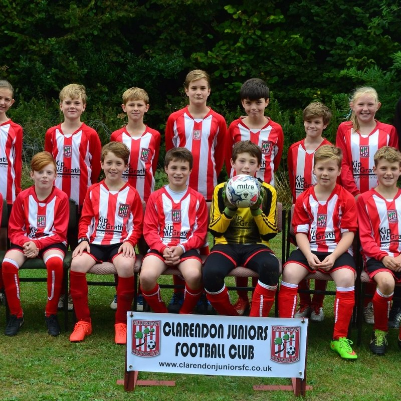 UNDER 13's lose to Whitchurch United 16 - 1