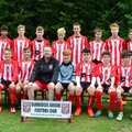 UNDER 18's WHITES beat Sherfield English 2 - 8