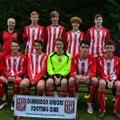 Clarendon Juniors 2 - 2 West Harnham