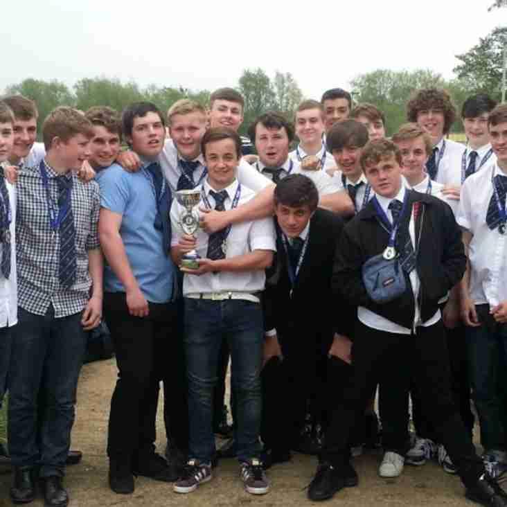 U16 Report for Season 2013-14