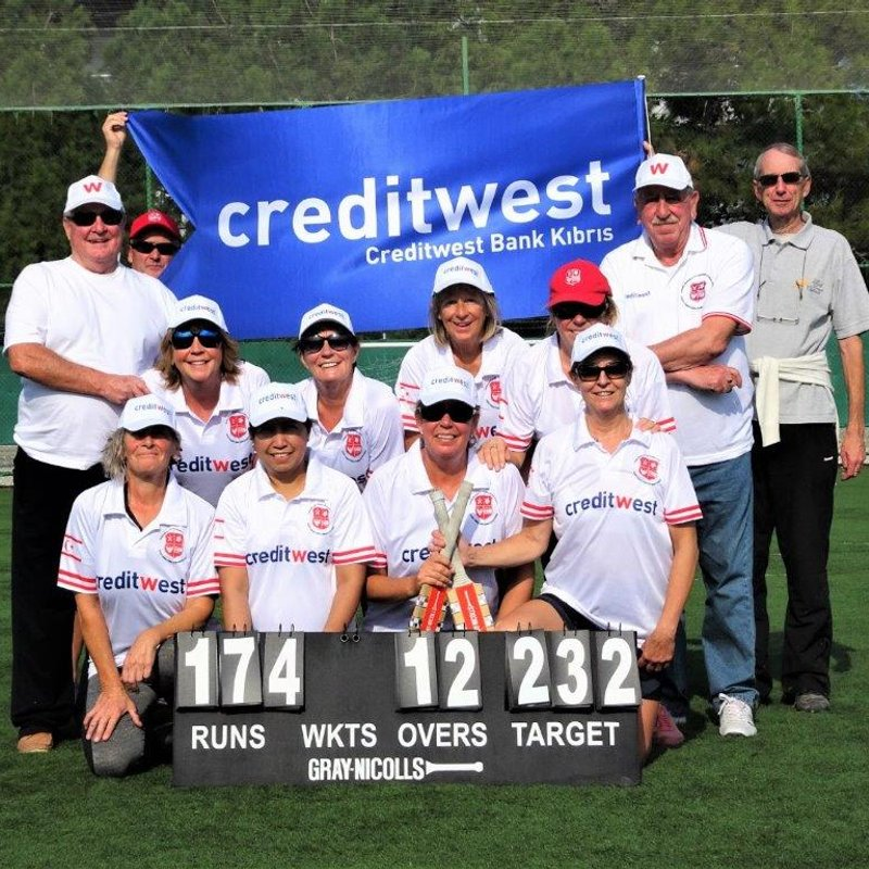Creditwest Ladies Cricket Roller Coaster Ride
