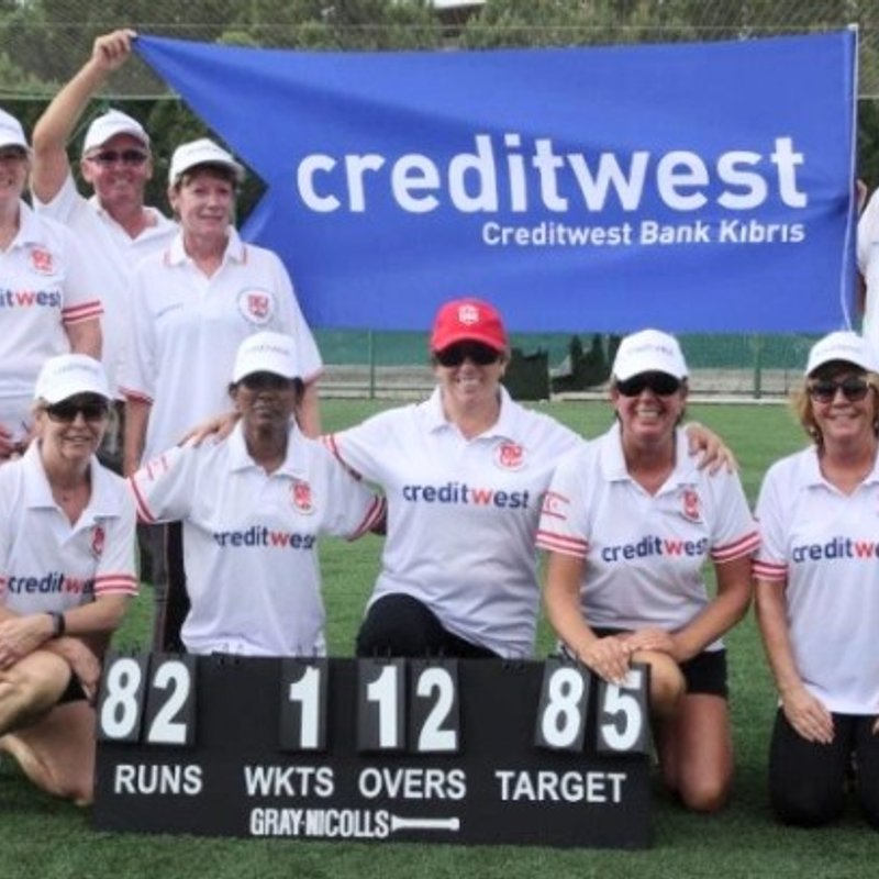 Creditwest Ladies' League placings goes down to the last ball of the competition!