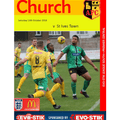 Match Day - Programme - St Ives Town