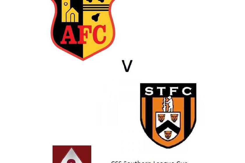 Match Day Programme - Stratford Town
