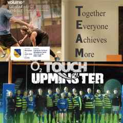 Upminster Touch Rugby update