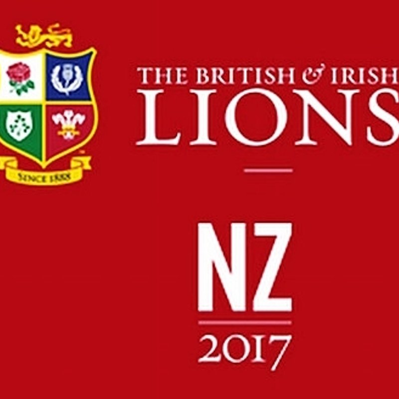 British Lions at the Club