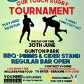 L&Y Touch Tournament 30th June