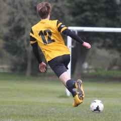 Under 16's v Taverham