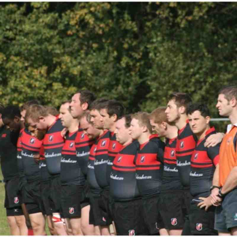PHFC (30) vs Bromley RFC (10) - 17/09/11