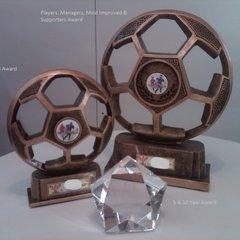Squad & Special Awards 2011-2012