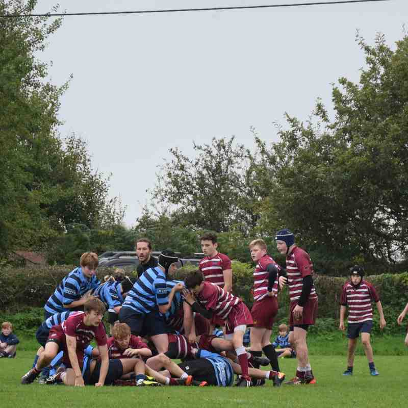 Wirral VS Liverpool Collegiate 8th October 2017