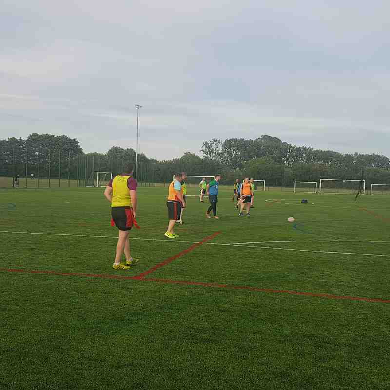 Tag Rugby June 15 2017