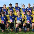 Under 16 beat Wellingborough rfc 29 - 27
