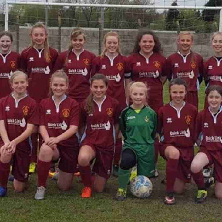 U14s Lancashire Cup Final - Sunday 7th May