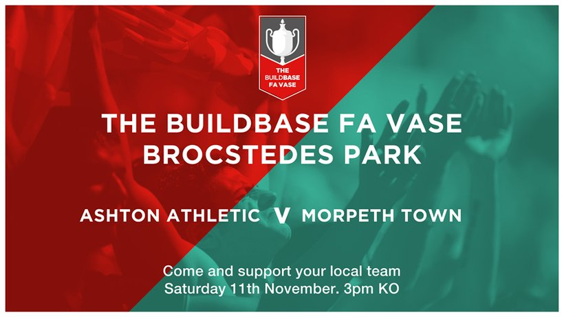 Another Massive Cup Game This Saturday In The Fa Vase News