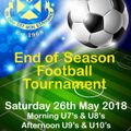 End Of Season Youth Football Tournament