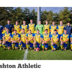 First Team beat West Didsbury & Chorlton 1 - 2
