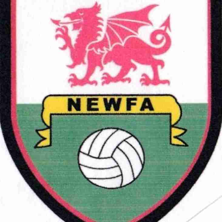 NEWFA Challenge Cup Draw