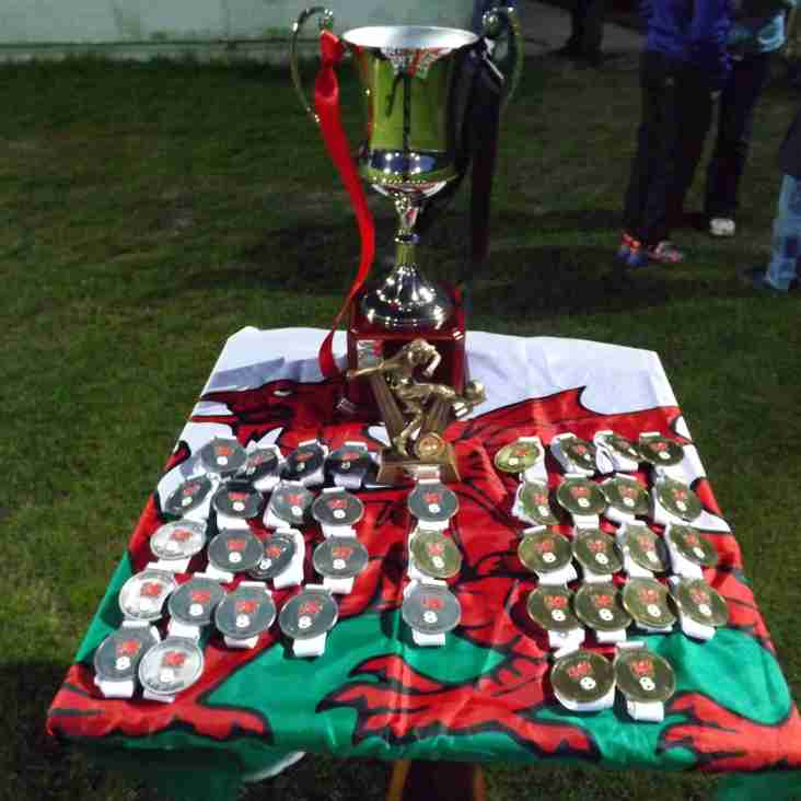 QUEENSFERRY SPORTS PRESIDENTS CUP.