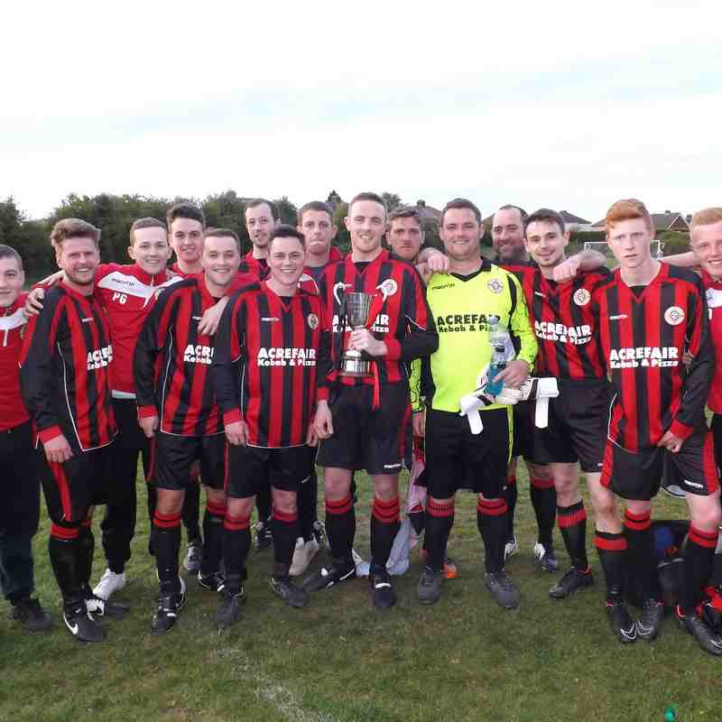 League Champions Cefn Albion
