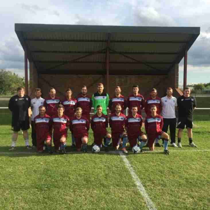 RHOSTYLLEN NEED A POINT TO BECOME 2015/16 CHAMPIONS