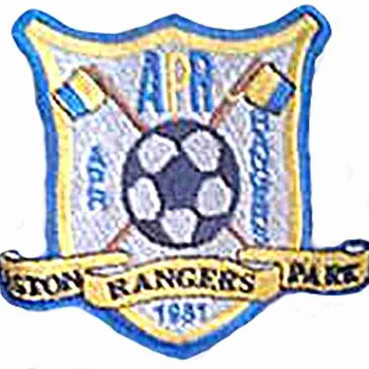 Aston Park Rangers hit the ground running.