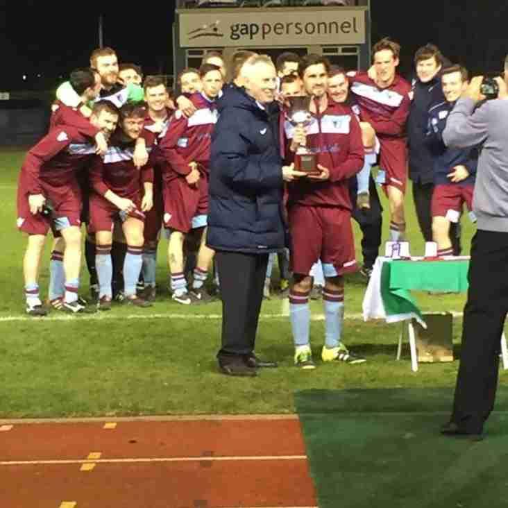 RHOSTYLLEN WIN QUEENSFERRY SPORTS PRESIDENTS CUP.