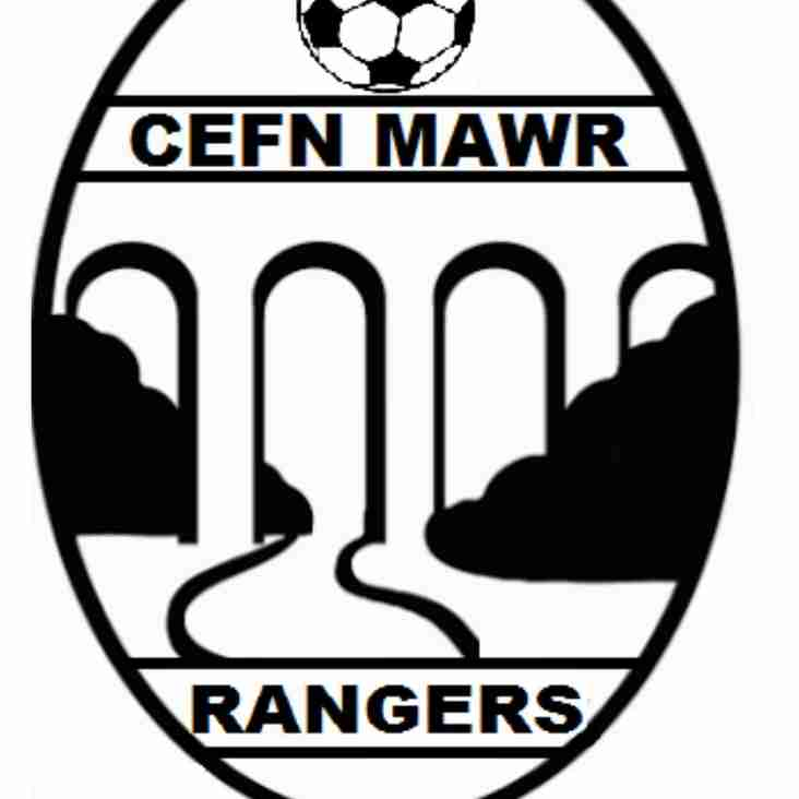 LEWIS JONES PUTS CEFN ON TOP.