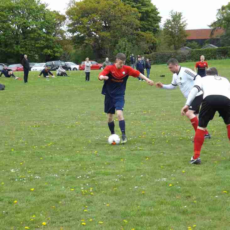 SYCHDYN HIT TOP SPOT AND CEFN SCORE 17