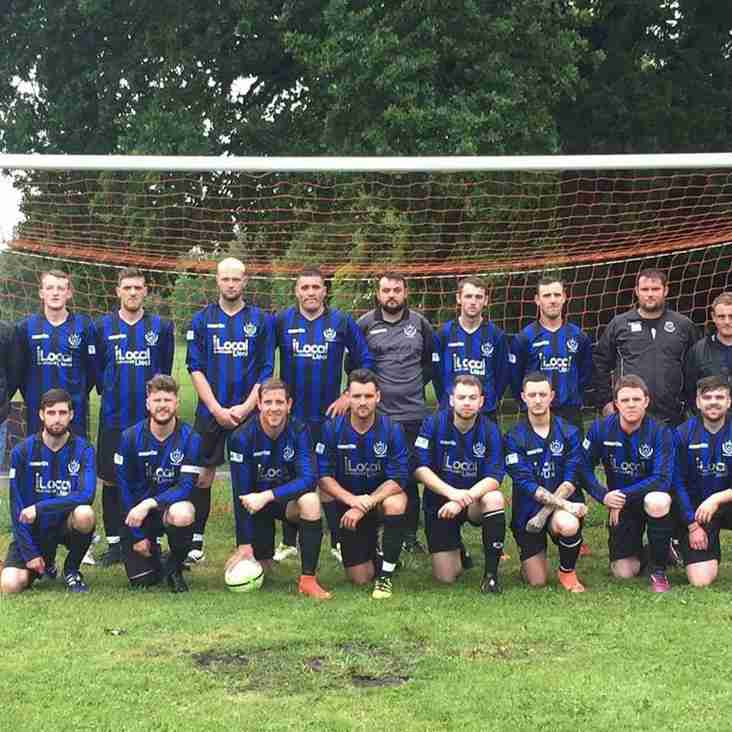 PLAS MADOC ARE THE FIRST SENIOR TEAM IN NORTH WALES TO PASS 100 GOALS THIS SEASON