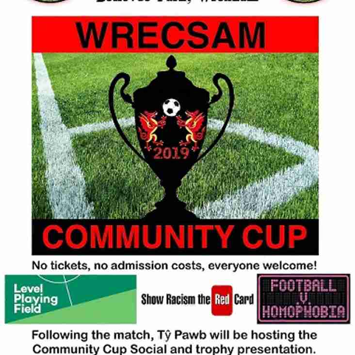 Wrexham Community Cup