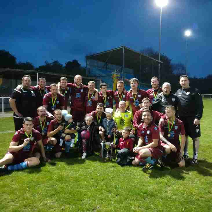 Acton FC Win the Goals Premier Cup 2018/19