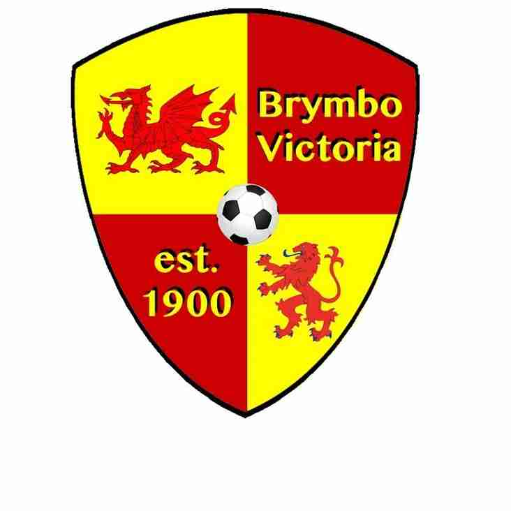 Brymbo Victoria are so far unbeatable!