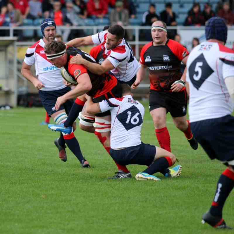 London Welsh v Staines ODP 16.09.17