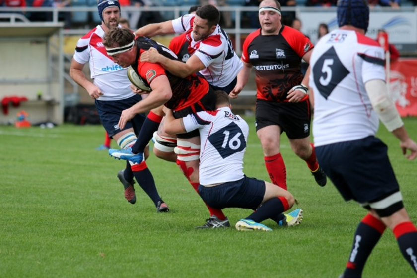 1st XV promoted with win against Bank