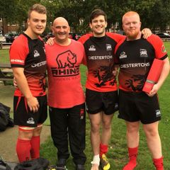 London Welsh v Barnet 07.10.2017