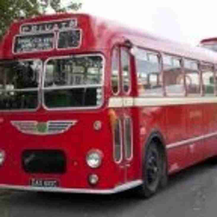 London Welsh Supporters Bus to Staines away game 16th December