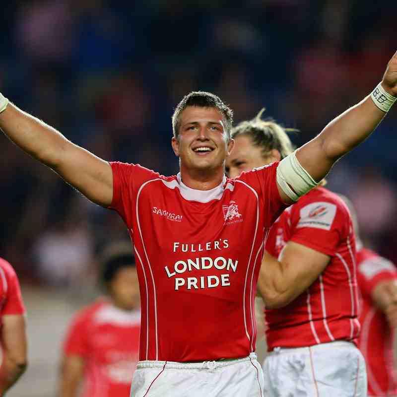 Wales v England 6N 2018
