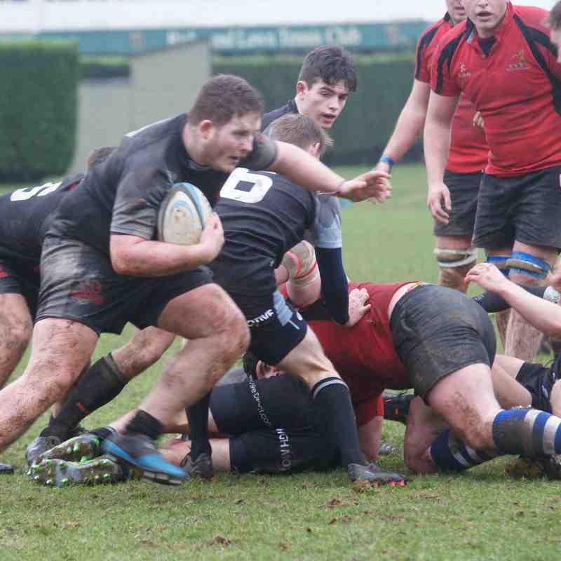 LW Griffins v Welsh Accies