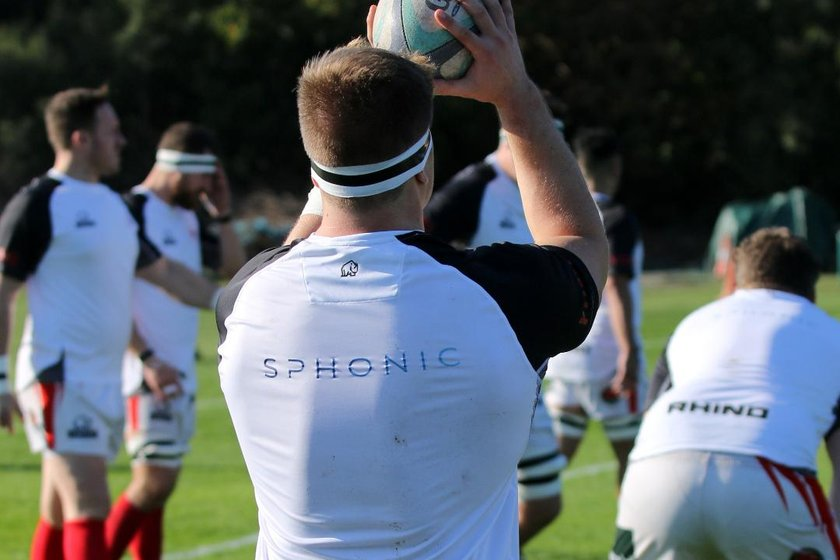London Welsh Rugby welcome Sphonic as new Training kit sponsors.