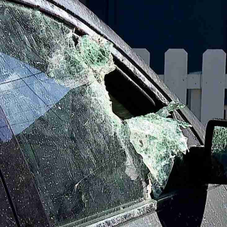 More vehicle break ins in club car park