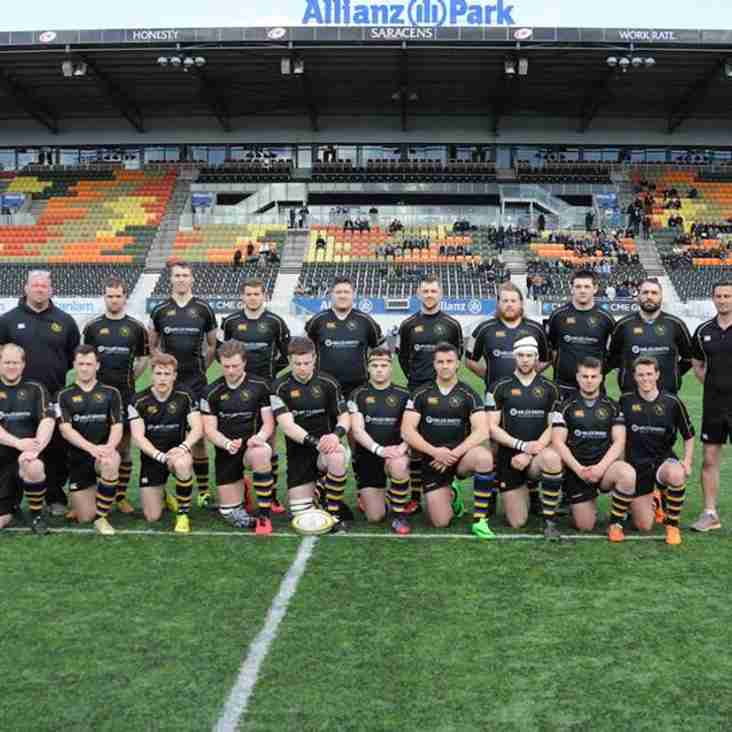 Herts Presidents Cup Semi Final.