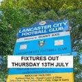 League Fixtures Out Thursday!