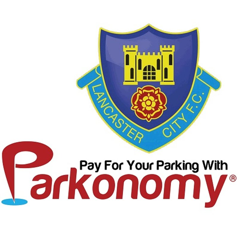Pay for your Parking by Mobile at Lancaster City FC