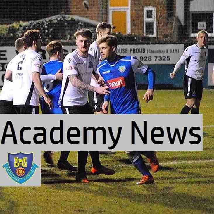 Thurs 12th April - LCFC Academy Advice Evening
