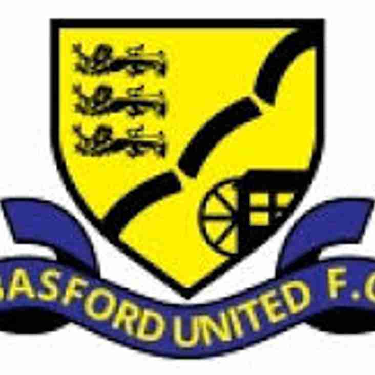 BOOKED ON THE COACH FOR BASFORD! 10.15AM DEPARTURE