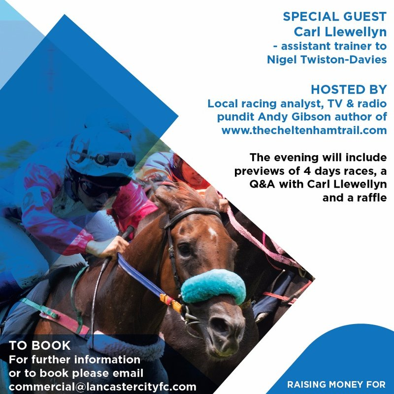 Tickets on Sale - Cheltenham Preview Night