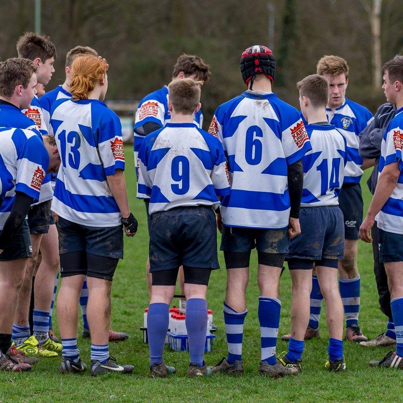 U16s v Maldon
